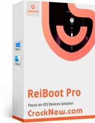 Tenorshare ReiBoot Pro 7.2.8.3 Crack