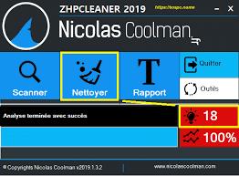 ZHPCleaner 2019 Crack