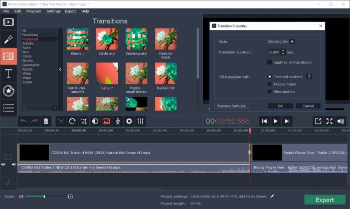 Movavi Video Editor 20 Crack Plus License Key Torrent 2020