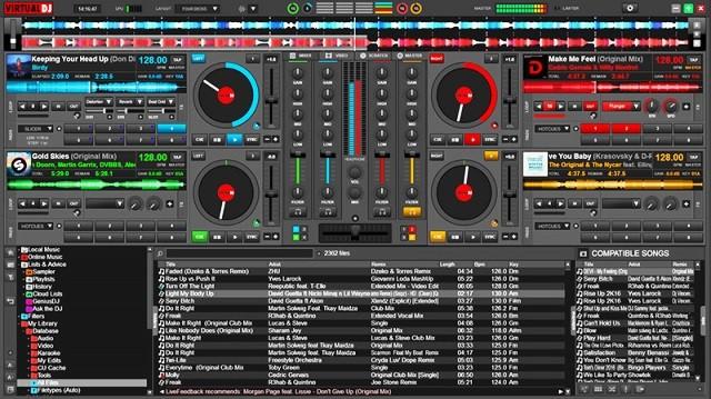 Virtual DJ 2021 Crack With Keygen Torrent Download