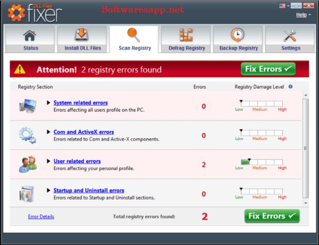 DLL Files Fixer 3.1.81.2919 Crack With Keygen Download Torrent