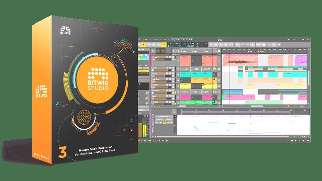 Bitwig Studio 3.3.6 Crack Torrent 2021 (Win/Mac)