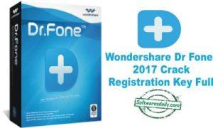 Wondershare Dr Fone 2017
