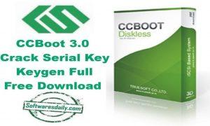 CCBoot 3.0 Crack Serial Key Keygen Full Free Download