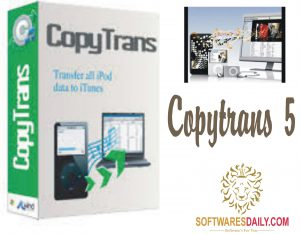 CopyTrans 5.0.6 Activation Codes Crack Keygen Free Download
