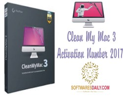 CLEANMYMAC 3 ACTIVATION NUMBER 2019 + CRACK FREE DOWNLOAD