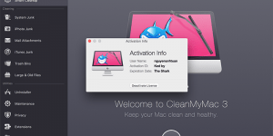 CLEANMYMAC 3 ACTIVATION NUMBER 2017 + CRACK FREE DOWNLOAD