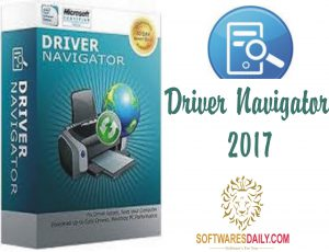 Driver Navigator 2017 Crack License Key Full Free Download