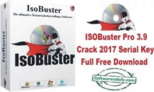 ISOBuster Pro 3.9