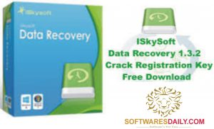 iSkySoft Data Recovery 1.3.2 Crack Registration Key Free Download