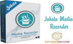 Jaksta Media Recorder 5.0.1.54 Crack Keys Full Free Download