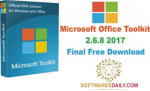 Microsoft Office Toolkit 2.6.8 2017 Final Free Download