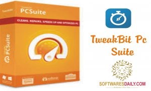 TweakBit PCSuite 9.6 Key Crack With License Key Free Download