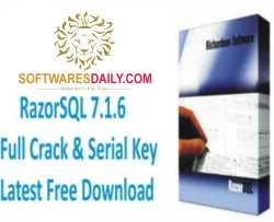 RazorSQL 7.1.6 Full Crack & Serial Key Latest Free Download