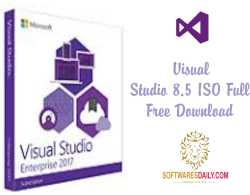 Visual Studio 8.5 ISO Full Free Download