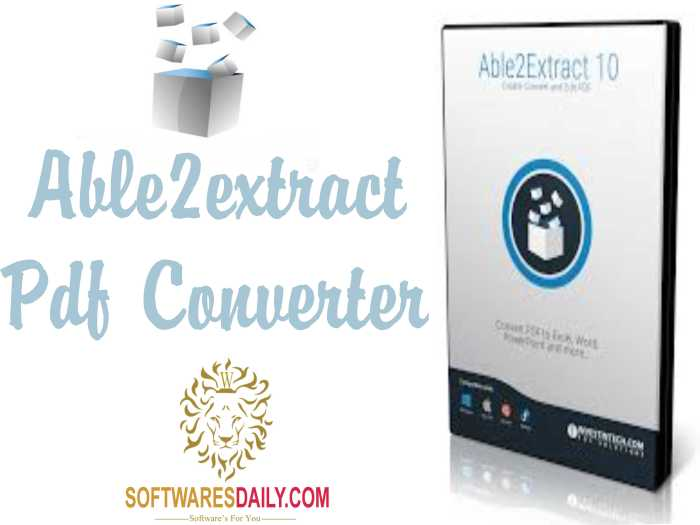 Able2Extract Pdf Converter 2017 Crack Key Patch Free Download