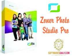 Zoner Photo Studio X 19.1909.2.187 Serial Key Free Download