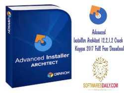Advanced Installer Architect 12.2.1.2 Crack Keygen 2017 Full Free Download