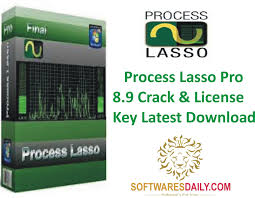 Process Lasso Pro 8.9 Crack & License Key Latest Download