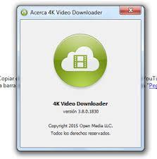 4K Video Downloader 4.3.1 Crack + License Key Download