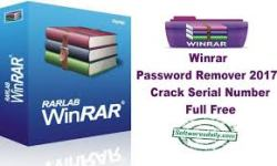 Winrar Password Remover 2017 Crack Serial Number Full Free