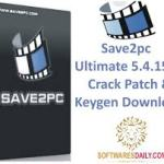 save2pc Ultimate 5.4.1566 Crack Patch & Keygen Download