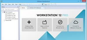 VMware Workstation Pro 12.16 Patch & Crack Final Download