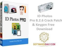 ID Photos Pro 8.2.6 Crack Patch & Keygen Free Download