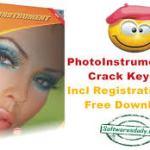 PhotoInstrument 2017 Crack Keygen Incl Registration Key Free Download