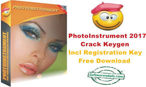 PhotoInstrument 2017 Crack Keygen Incl Registration Key Free Download