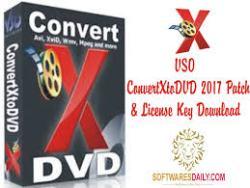VSO ConvertXtoDVD 2017 Patch & License Key Download