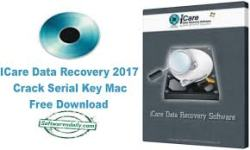 ICare Data Recovery 2017 Crack Serial Key Mac Free Download