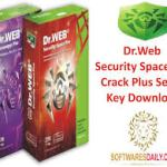 Dr.Web Security Space 11.1 Crack Plus Serial Key Download