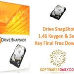 Drive SnapShot 1.46 Keygen & Serial Key Final Free Download