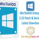 WinToHDD Enterprise 2.22 Patch & Serial Key Latest Download