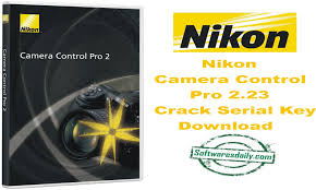 Nikon Camera Control Pro 2.23 Crack Serial Key Download