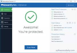 Malwarebytes Premium 3.1.1.1 Beta License Key Full Download