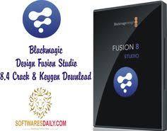 Blackmagic Design Fusion Studio 8.2 Crack 2017 Keygen Download