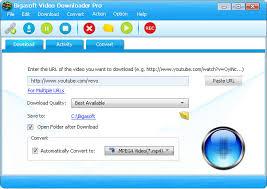Bigasoft Video Downloader Pro 2017 Patch Free Download