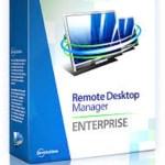 Remote Desktop Manager Enterprise 2017 Keys Free Download
