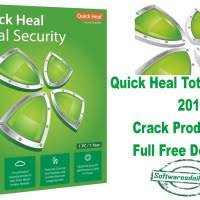 Quick Heal Total Security 2017 Crack + Product Key Full Free