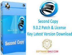 Second Copy 9.0.2 Patch & License Key Latest Version Download