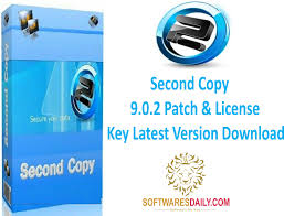 Second Copy 9.0.2 Patch & License Key Latest Version Download