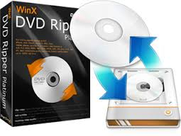 WinX DVD Ripper Platinum 8.1 Crack & License Key Download