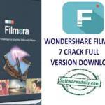 WONDERSHARE FILMORA 7 CRACK FULL VERSION DOWNLOAD