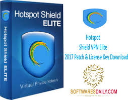 Hotspot Shield VPN Elite 2017 Patch & License Key Download