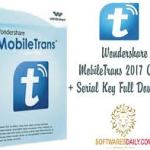 Wondershare MobileTrans 2017