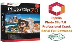 Inpixio Photo Clip 7.0 Professional Crack Serial Full Download