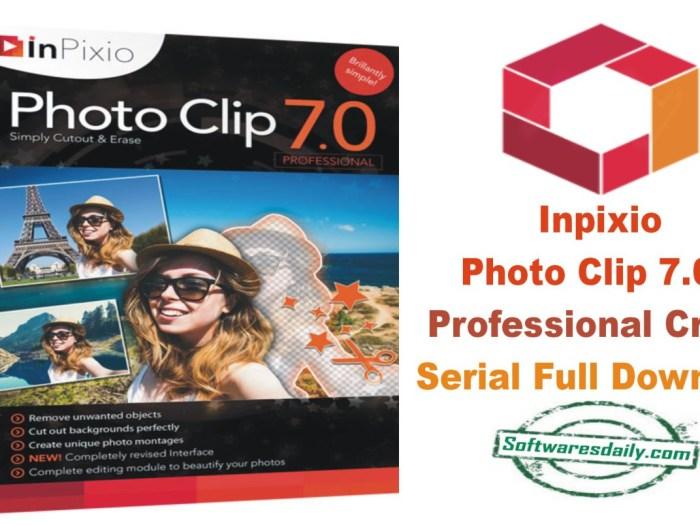 inpixio Photo Clip 7.0
