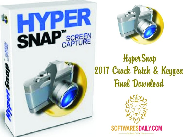 HyperSnap 2017 Crack Patch & Keygen Final Download
